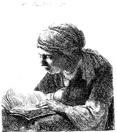 La Liseuse (1634)